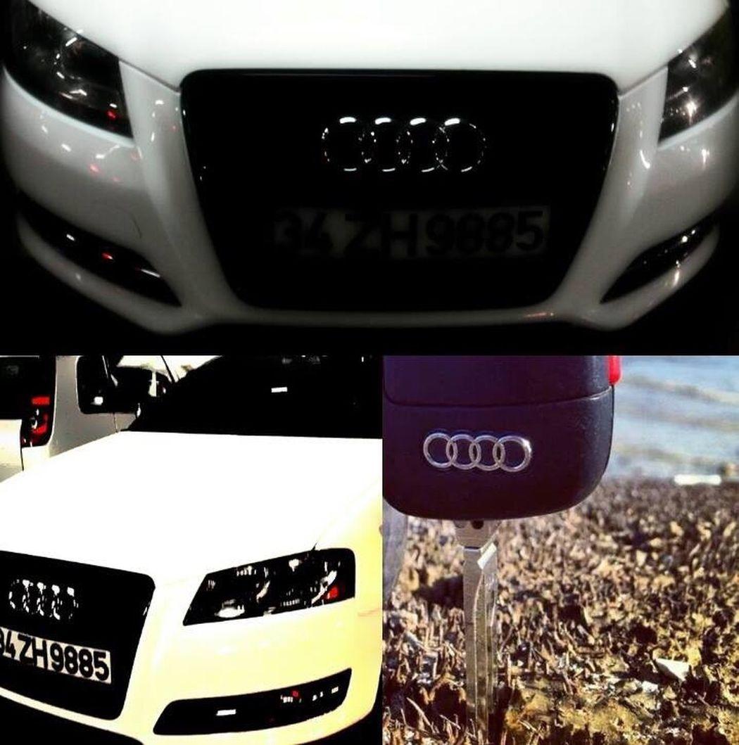 Audi A3 makina güzel
