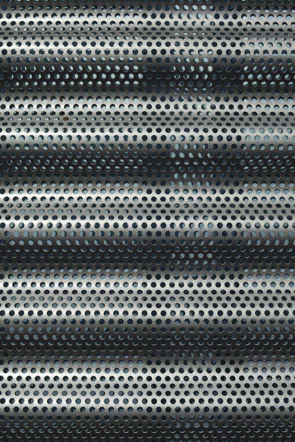 Wavy metallic texture made with rounded holes to decorate a facade Abstract Photography Architecture Pattern, Texture, Shape And Form Roof Abstract Abstract Architecture Abstract Art Abstract Backgrounds Abstract Colors Abstractarchitecture Architecture Abstraction Background Background Texture Backgrounds Black And White Close Up Colorful Concrete Grunge Metal Metal Grate Pattern Texture Textured