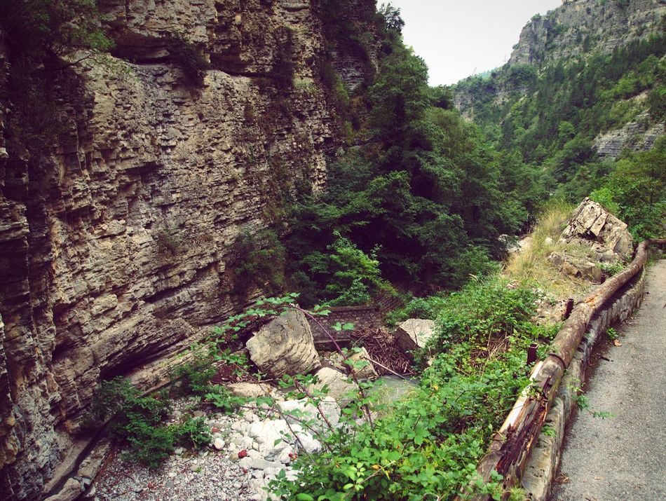 Gorges du Cians, Provence Mountain Tranquil Scene Non-urban Scene Nature Scenics Beauty In Nature Rock Formation Outdoors Mountain Road Solitude Cliff Canyon Gorges Du Cians Provence France Savage Mountain River Tight Sedimentary Rock Wall Beauty In Nature EyeEm Nature Lover EyeEm Gallery My Favorite Place Wood