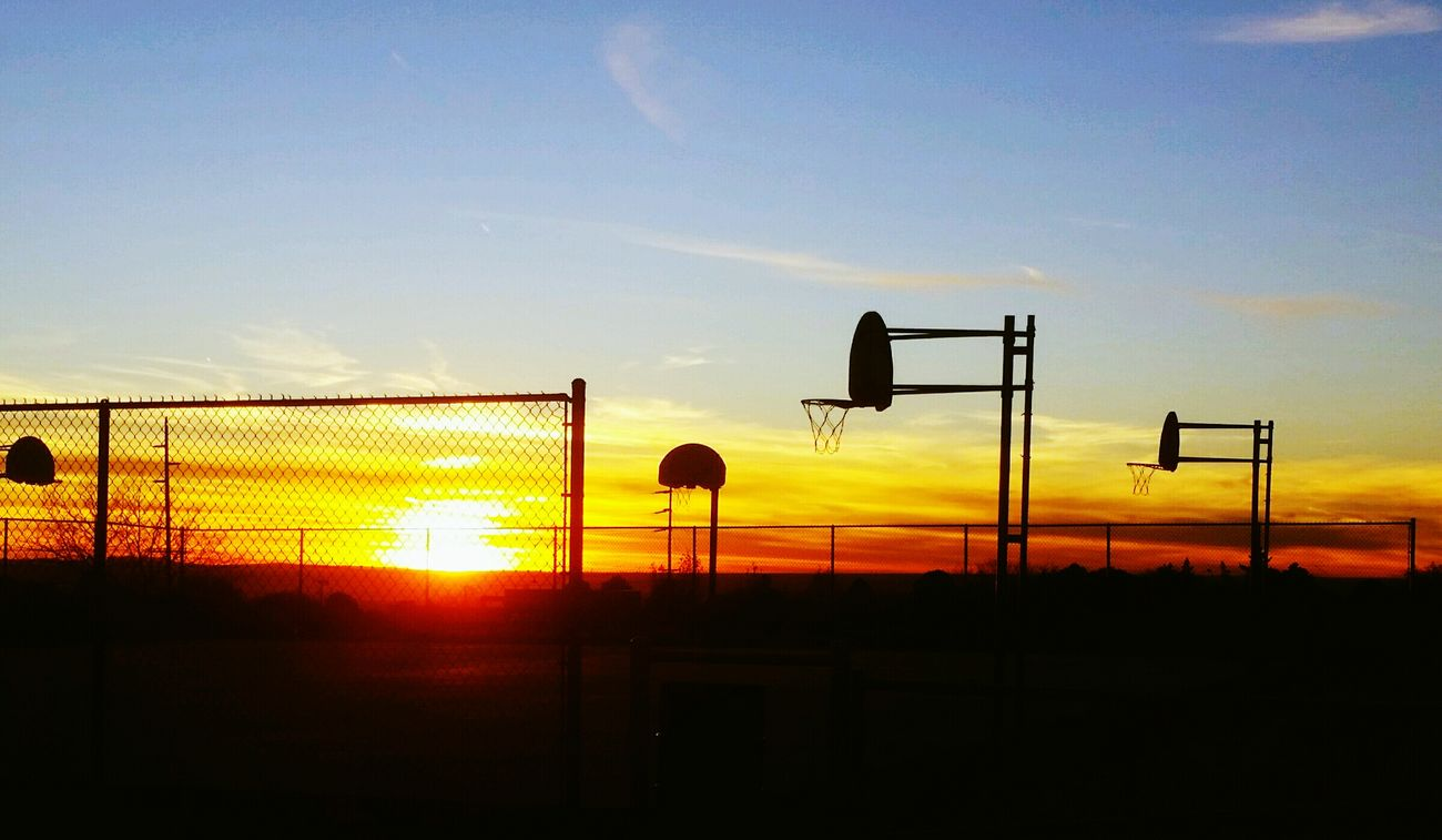 Basketball Courts Eagles