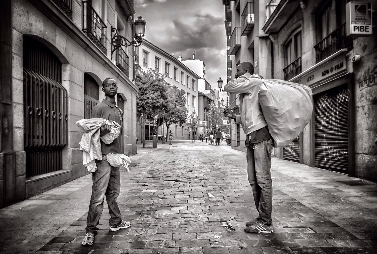 Street Photography Black And White The Street Photographer - 2014 EyeEm Awards Madrid