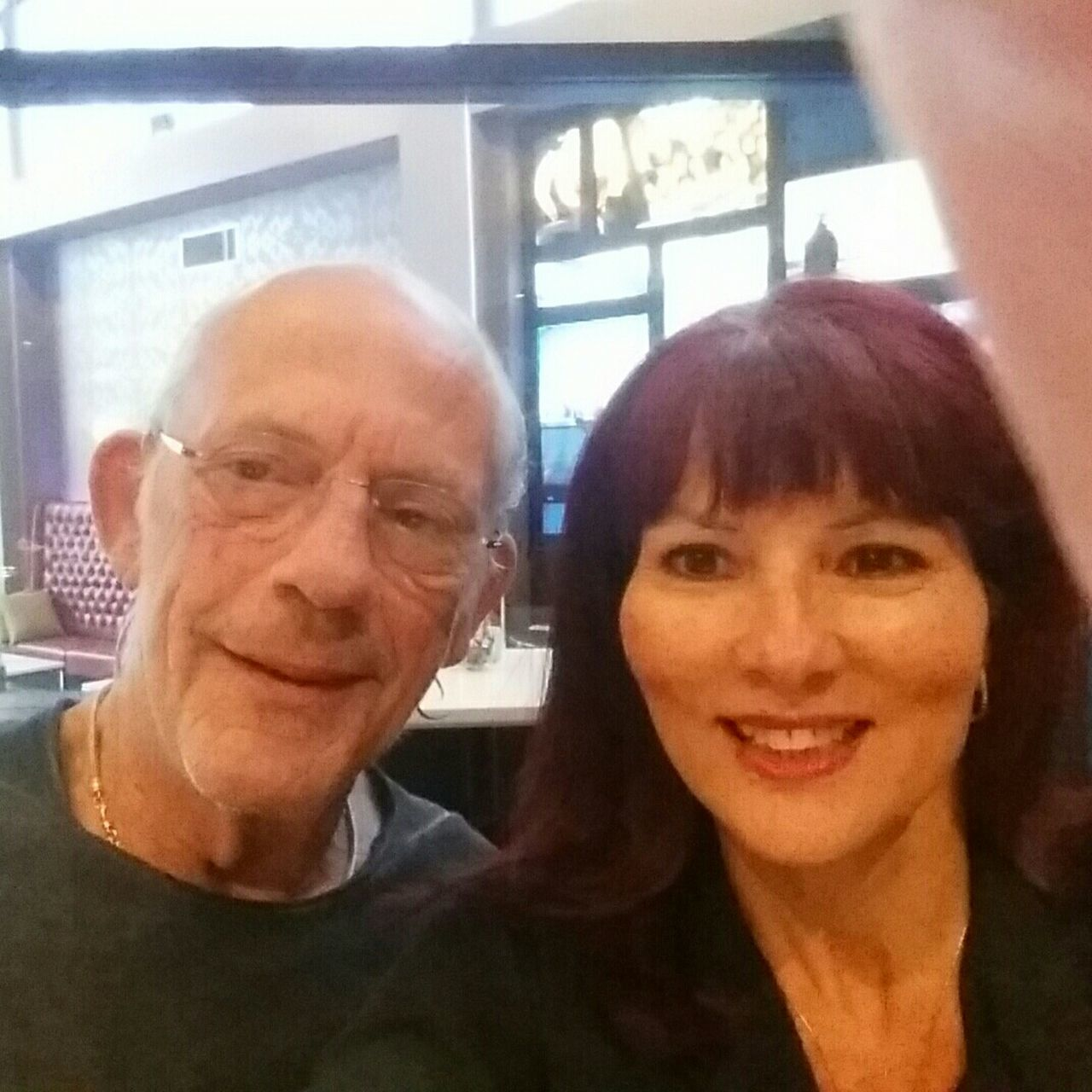 Actor Backtothefuture Christopher Lloyd MOVIE Selfportrait Selfie ✌ Taking Photos Britishcolumbia Taking Pictures