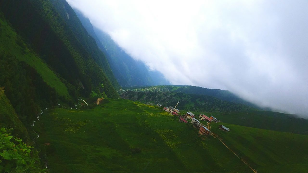 Trabzon Uzungöl Haldizen Trabzon Uzungol Turkey Yayla