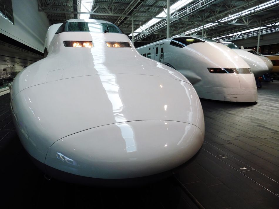 リニア鉄道館 新幹線
