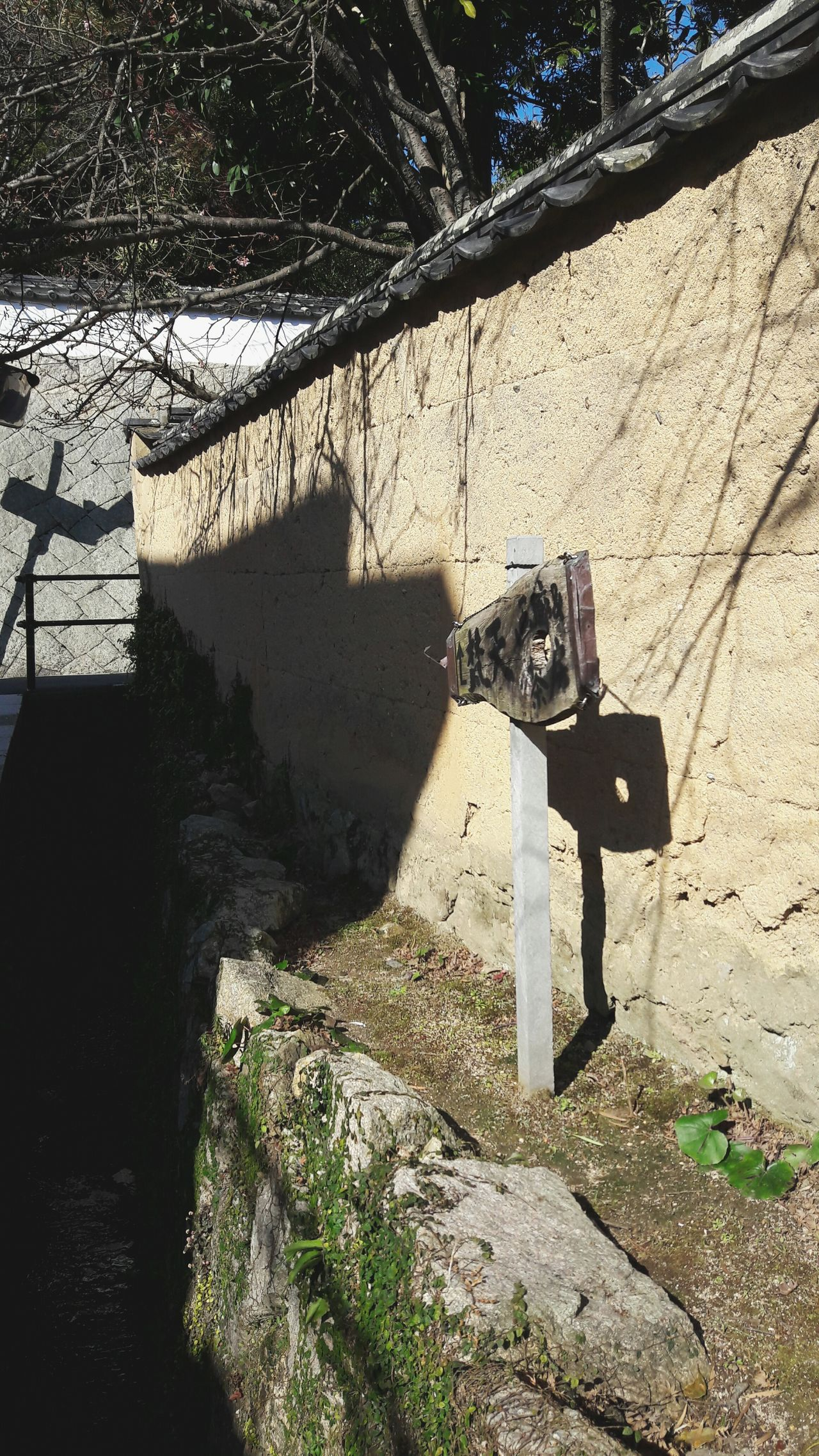 Shadow Sunlight Japan Travel Trip To Japan No People Outdoors Day