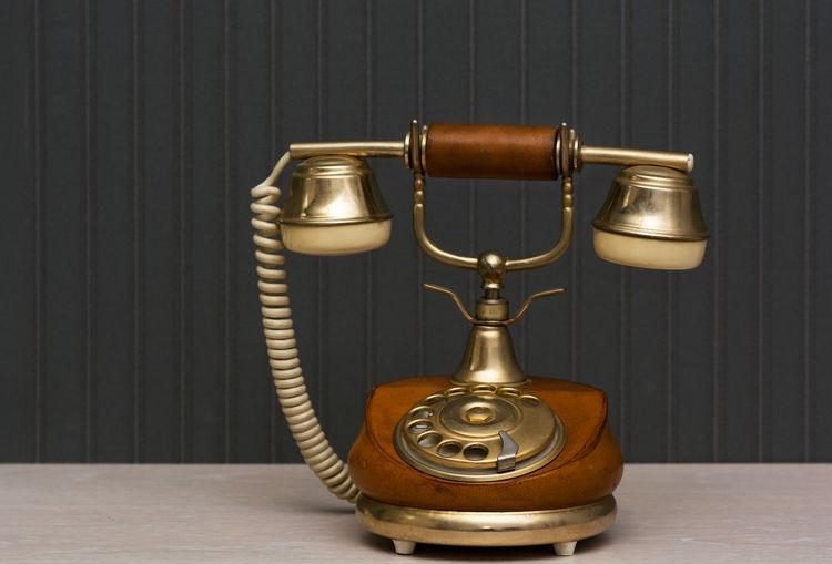 Retro Telephone Phone Vintage Elegant Old Device Communication Wallpaper Vintage Telephone Stylish Retro Telephone Technology Leather Check This Out