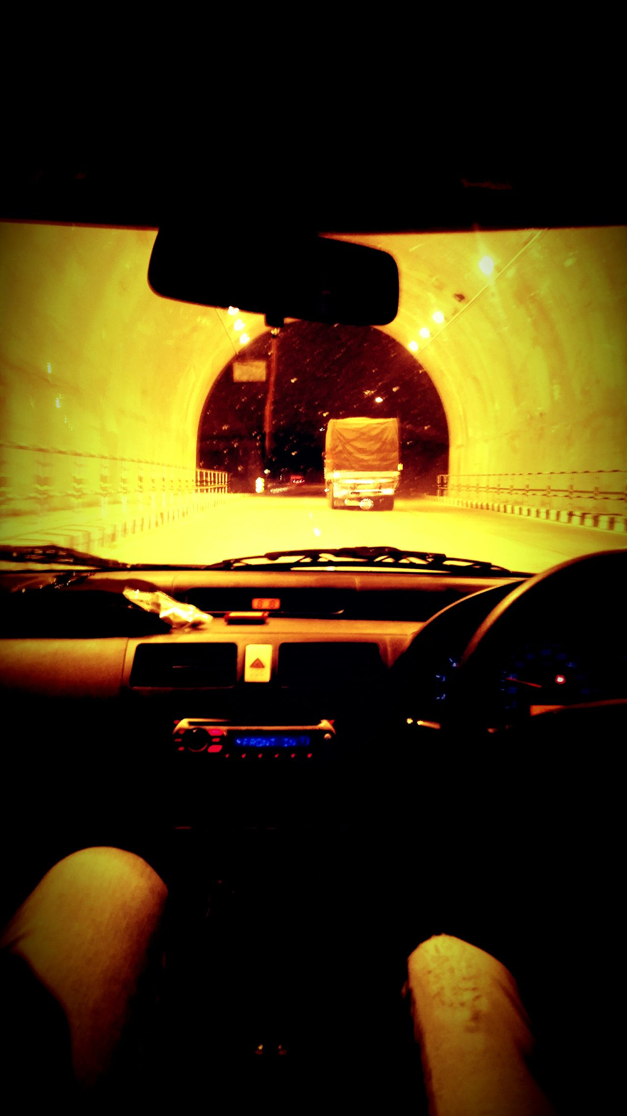 INDIAN tunnel.... End