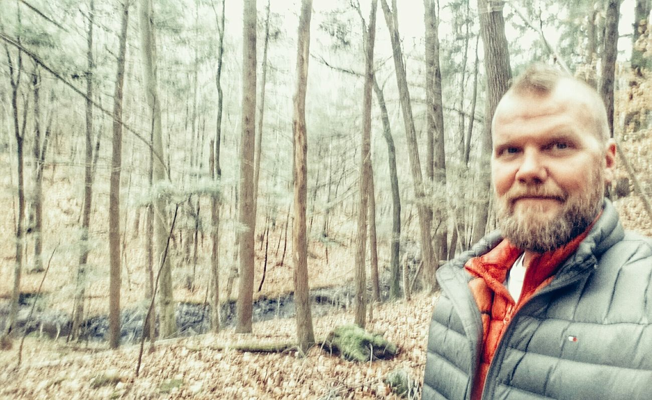 First hike over 5 miles since spine surgery a month ago,way ahead of schedule with the rehabilitation, very happy about that☺ Hello World Hi! Soltitude Peace And Quiet Hiking Forest EyeEm Nature Lover Nature Trees Smile Selfportrait Mohawk That's Me Puffy Jacket Selfie ✌