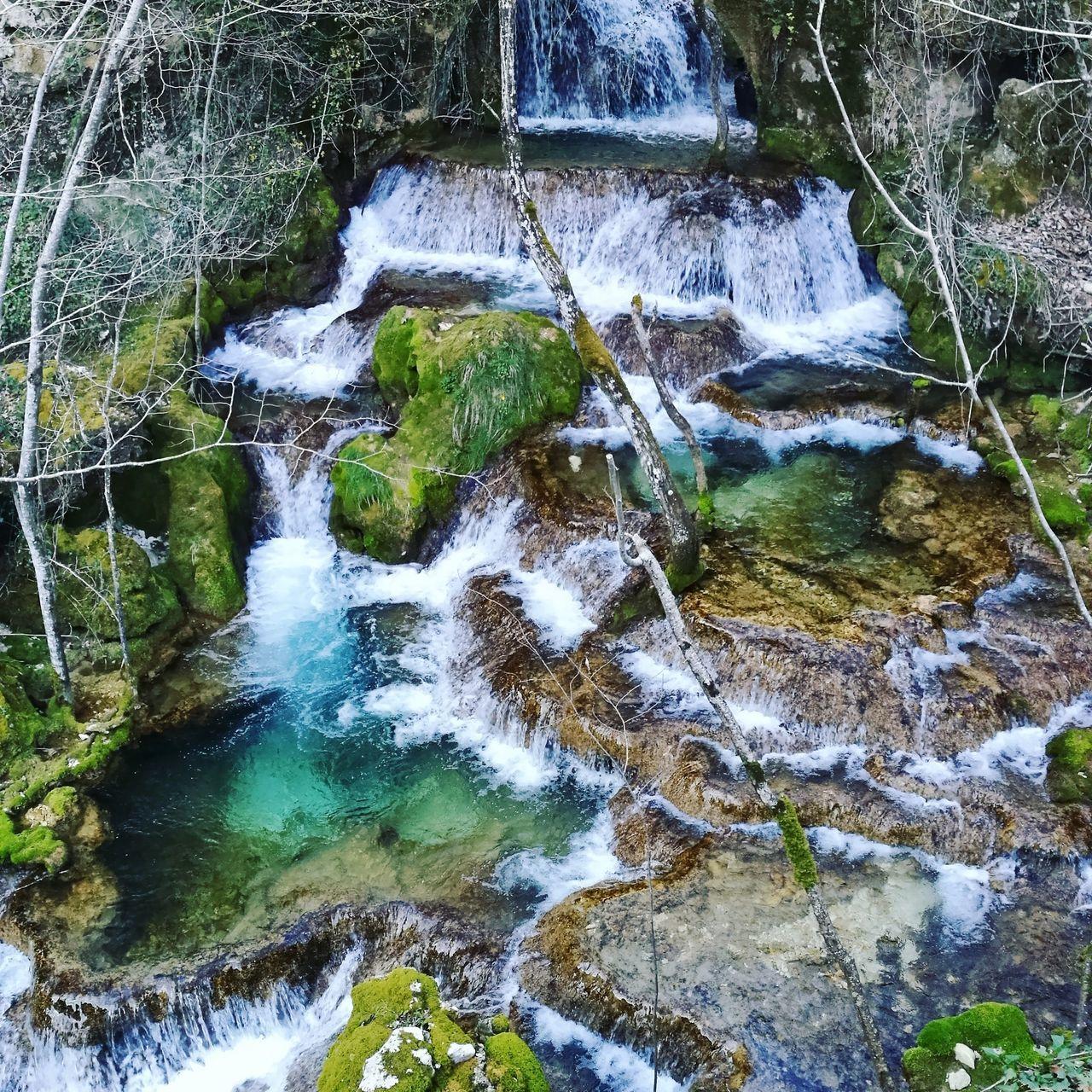 Nacedero Del Río Urederra Baquedano Navarra Paradise Paraíso Nature Naturaleza Belleza Water Tree
