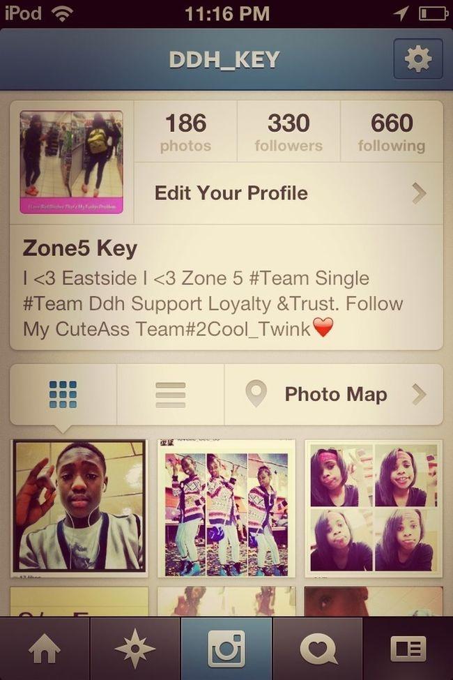 Go Follow Me Onn IG