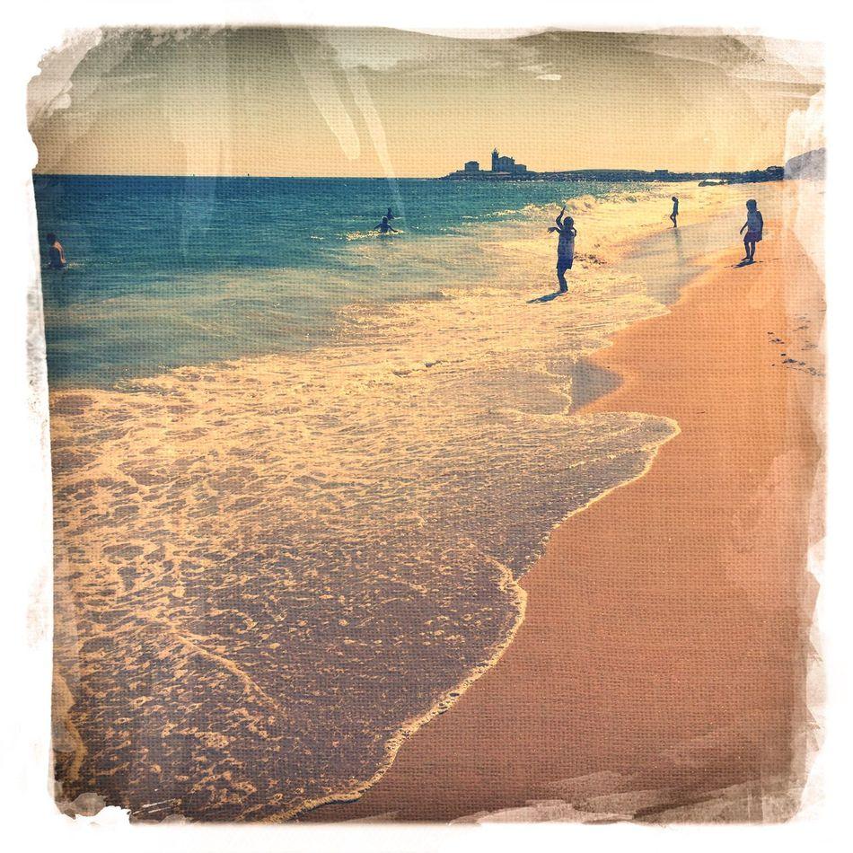 Fun at the beach... Watch Hill Lighthouse in the background 😊 www.eSantosStudios.com Being A Beach Bum Sunshine Sandcastles Getting A Tan Sea Relaxing Enjoying The Sun Beach Life BEACH!  Beachlife