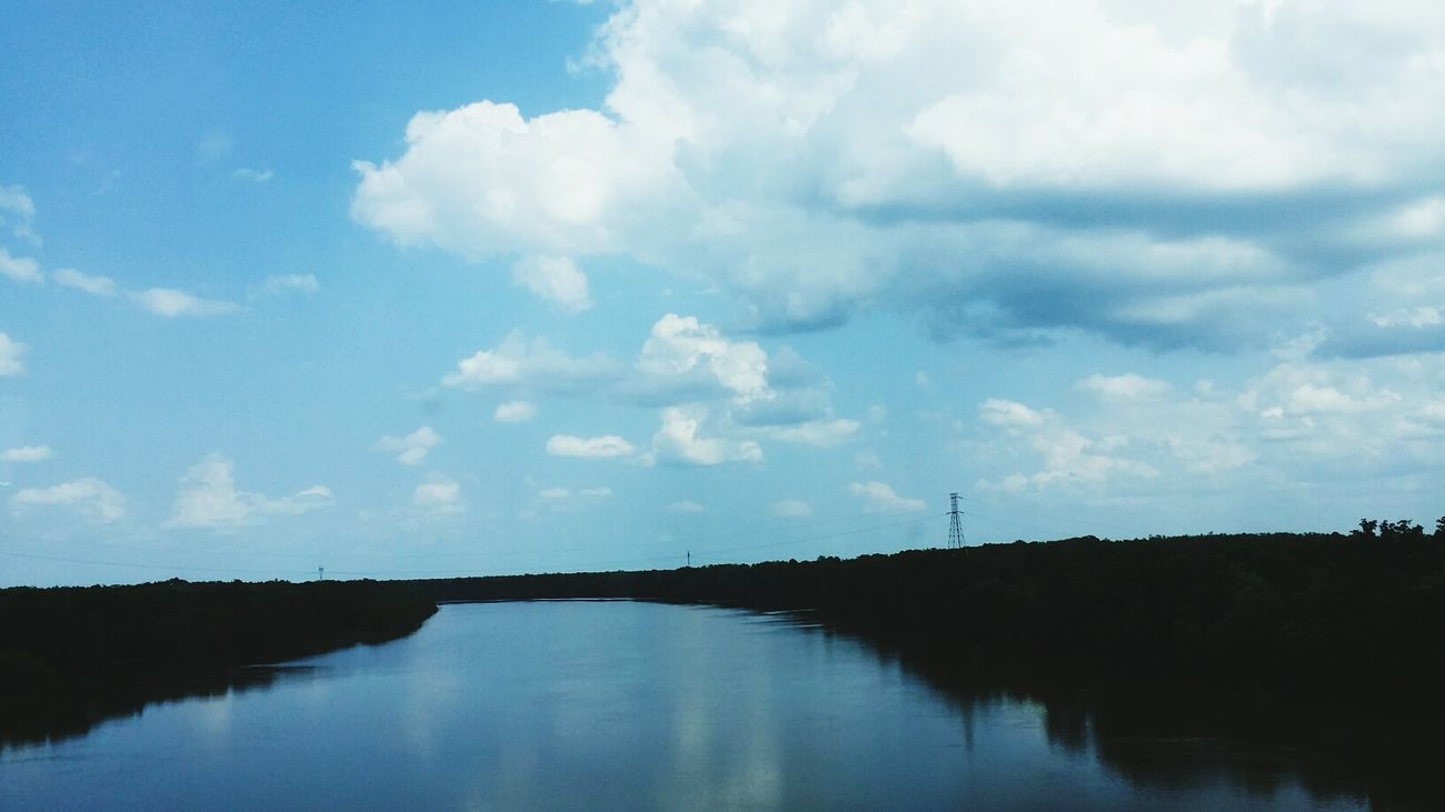 Rivers Lovely Weather Alabama