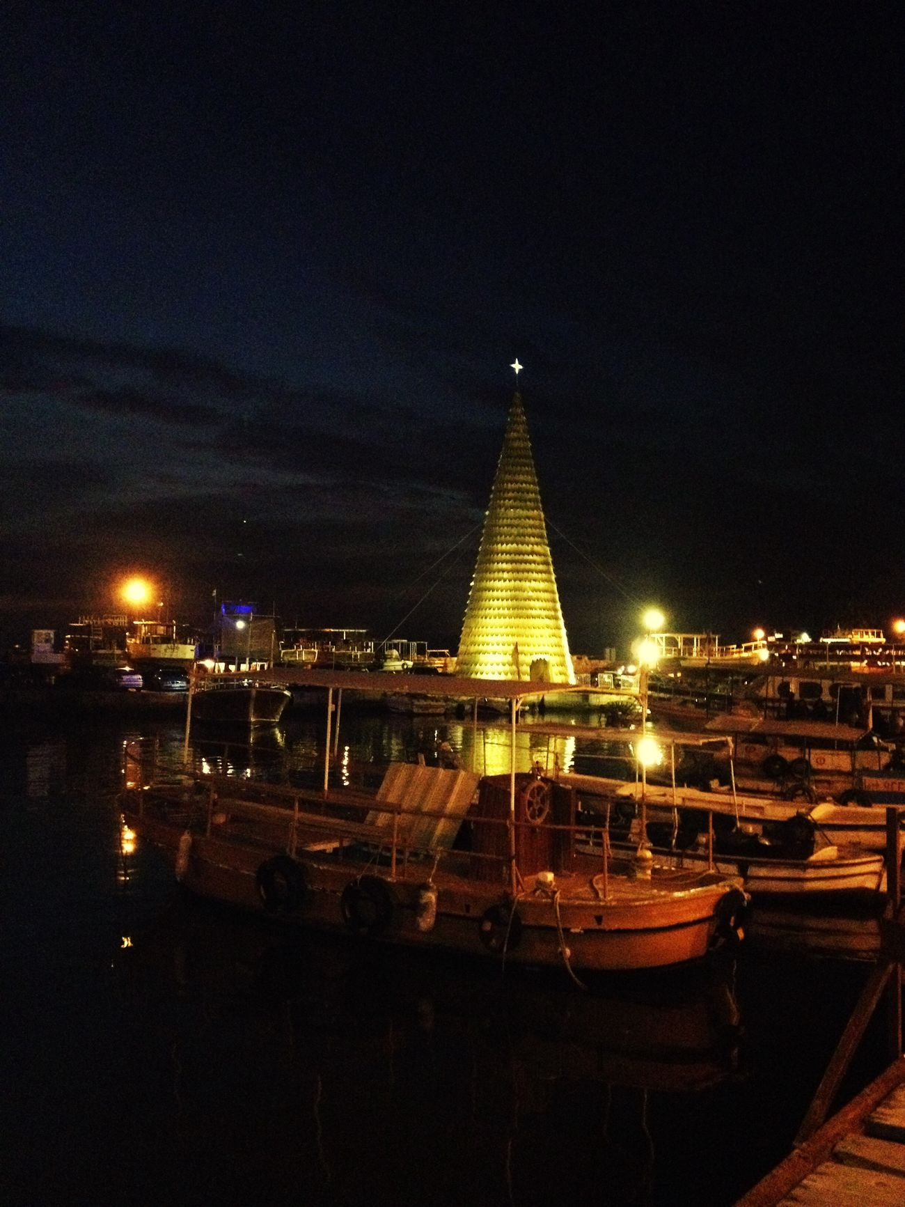 Christmas Lights Chrsitmas Tree Oh Christmas Tree Oh Christmas Tree Jbeil Harbor At Night Having fun Hanging Out Hello World Street Photography Historic Seaport At Night