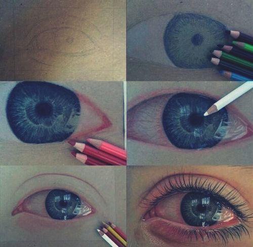 Drawing EyeArtReality