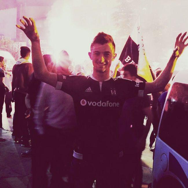 Şampiyon BEŞİKTAŞ Siyah&beyaz  Karakartalim ⚽