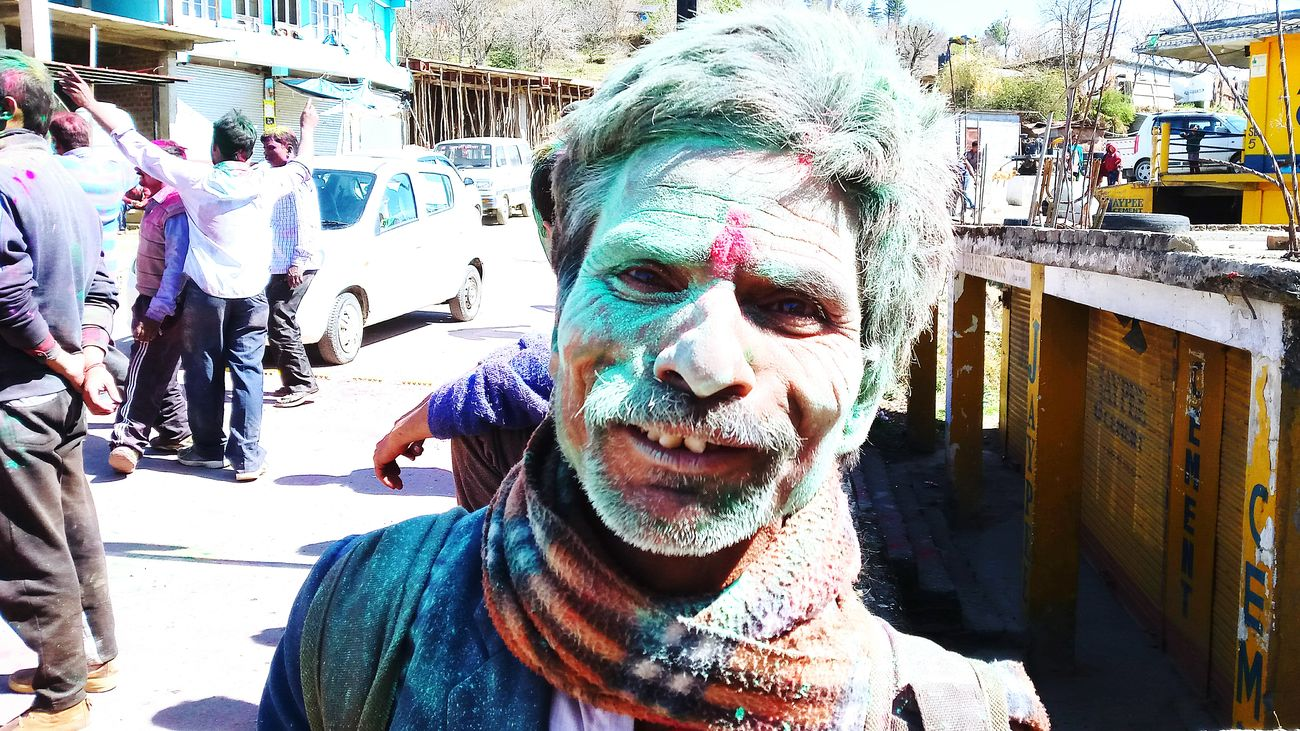 Happy holi..
