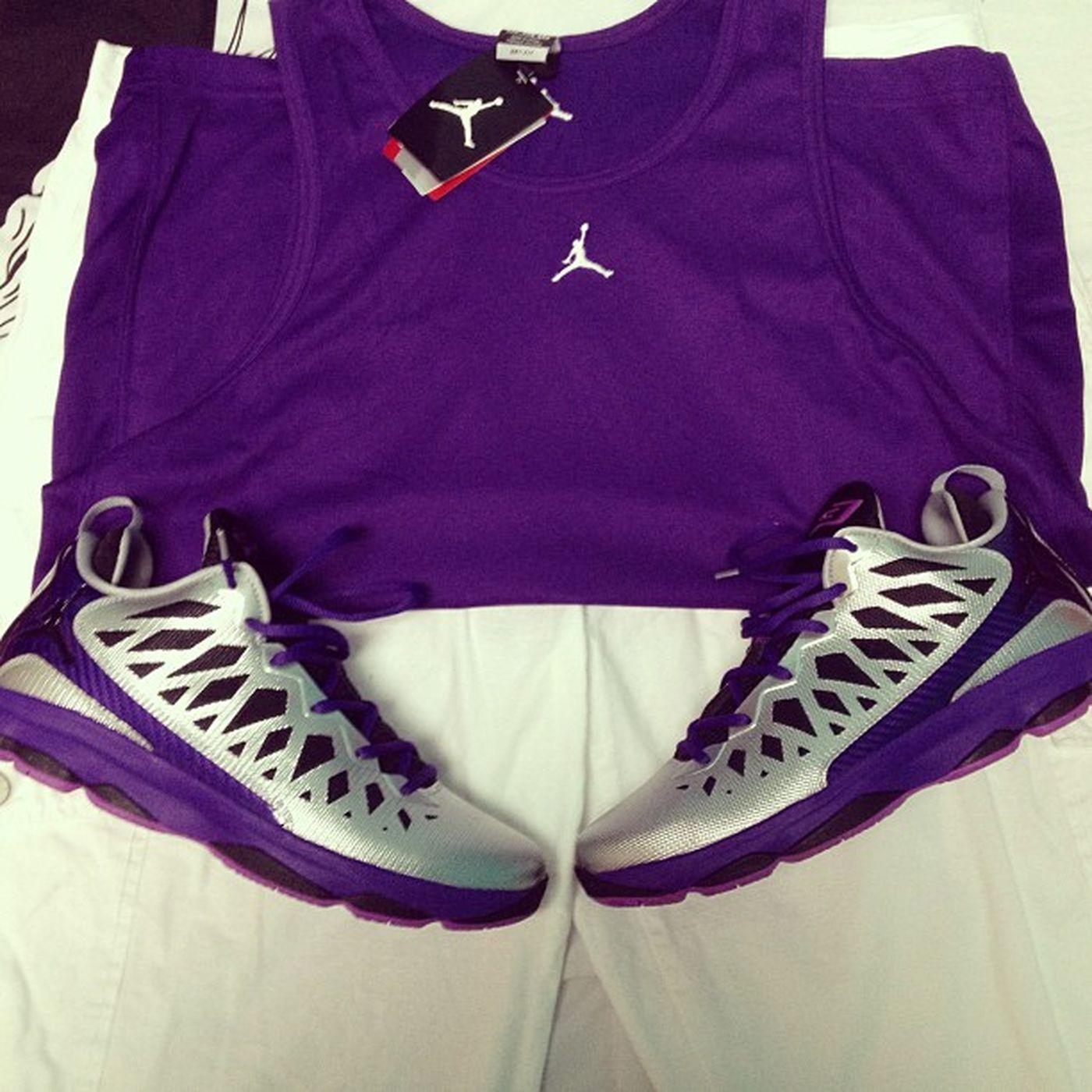 Shhh Callaito!!! Jordan Cp Jordancp3 Jordanshirt jordans jordandepot swag sneakerfreak sneakerhead cpvi chrispaul mj23
