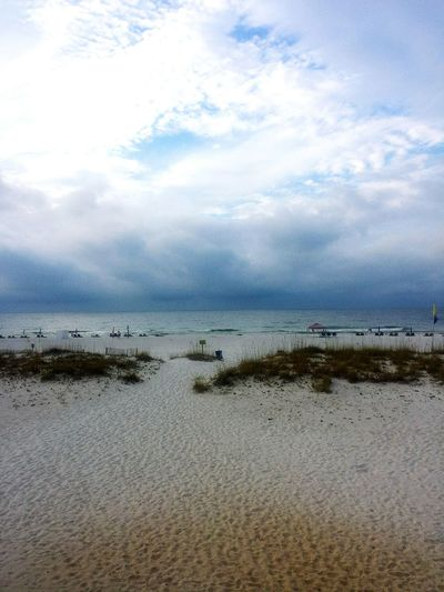 Enjoying Life Beautiful Nature On The Beach Sun Clouds Beach My View Storm Clouds My Point Of View Sunday Morning Gulf Shores The Places ı've Been Today Beachphotography Life Is A Beach Enjoying The Veiw  Sky And Clouds