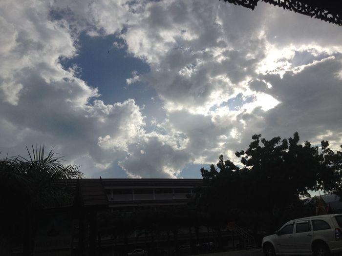 Sky at Thailand🌤