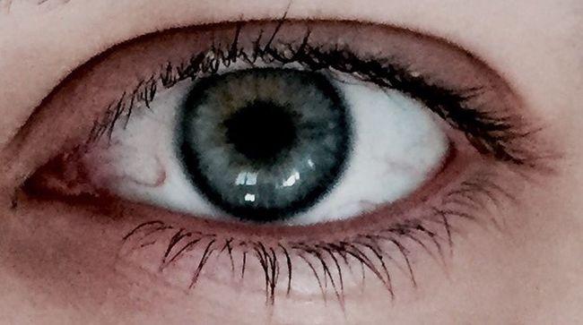 You can find a universe if you look carefully Eye Em Blue Eyes Feelings Soul Eyes Shot