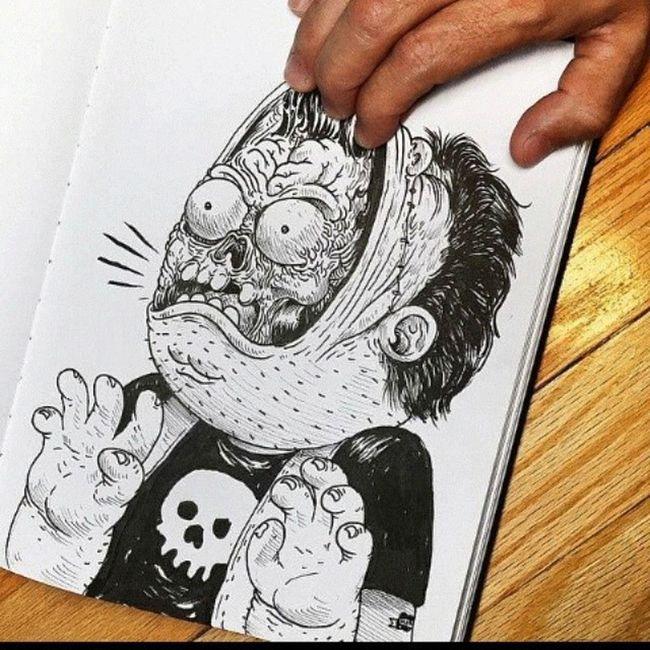 La Mente Detras Del Lapiz Drawingtime Dibujo A Lapiz Art, Drawing, Creativity Dibujo Draw Mis Dibujos ArtWork Drawing Arte