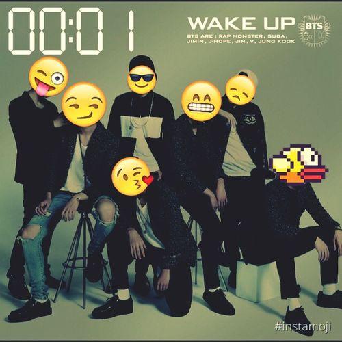방탄소년단 Wake Up