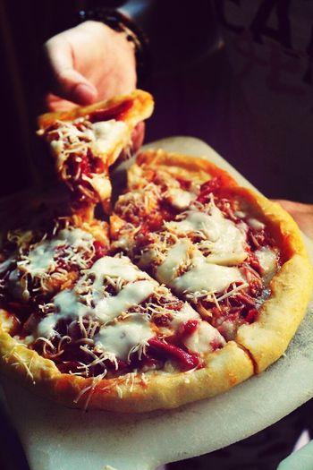 Pizza Foodporn Homemade Food