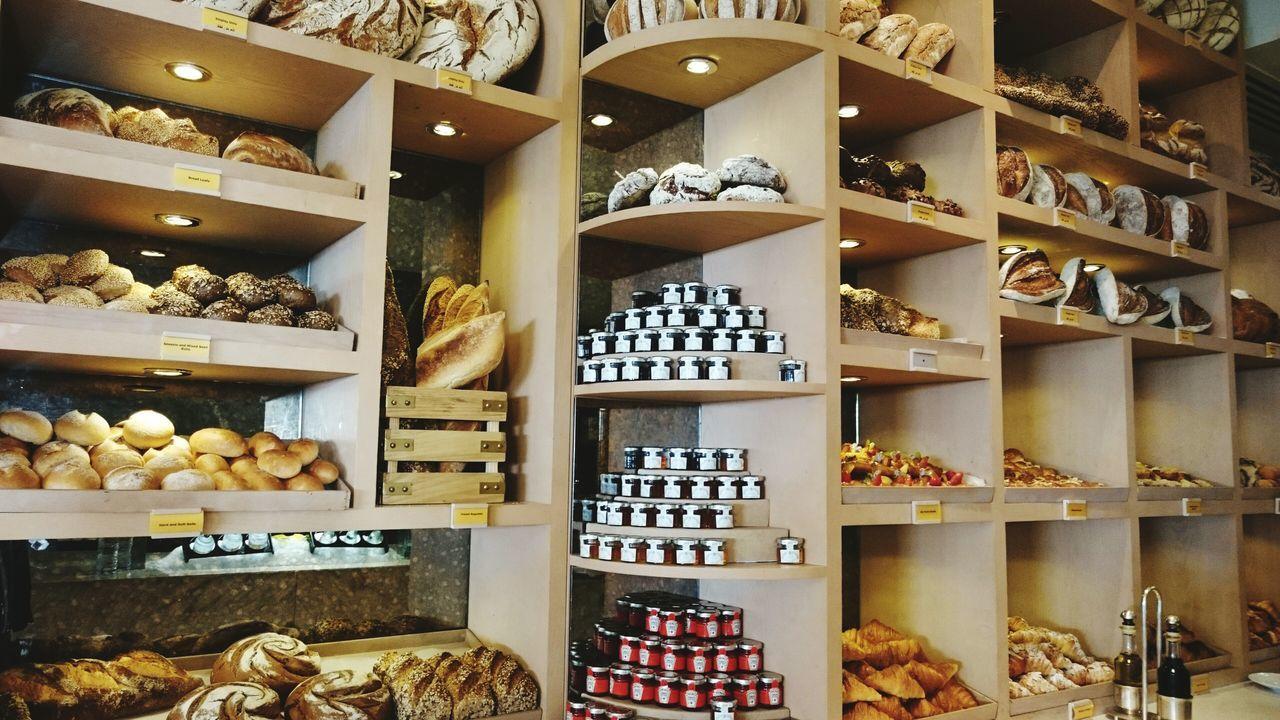 パン屋さん ばん