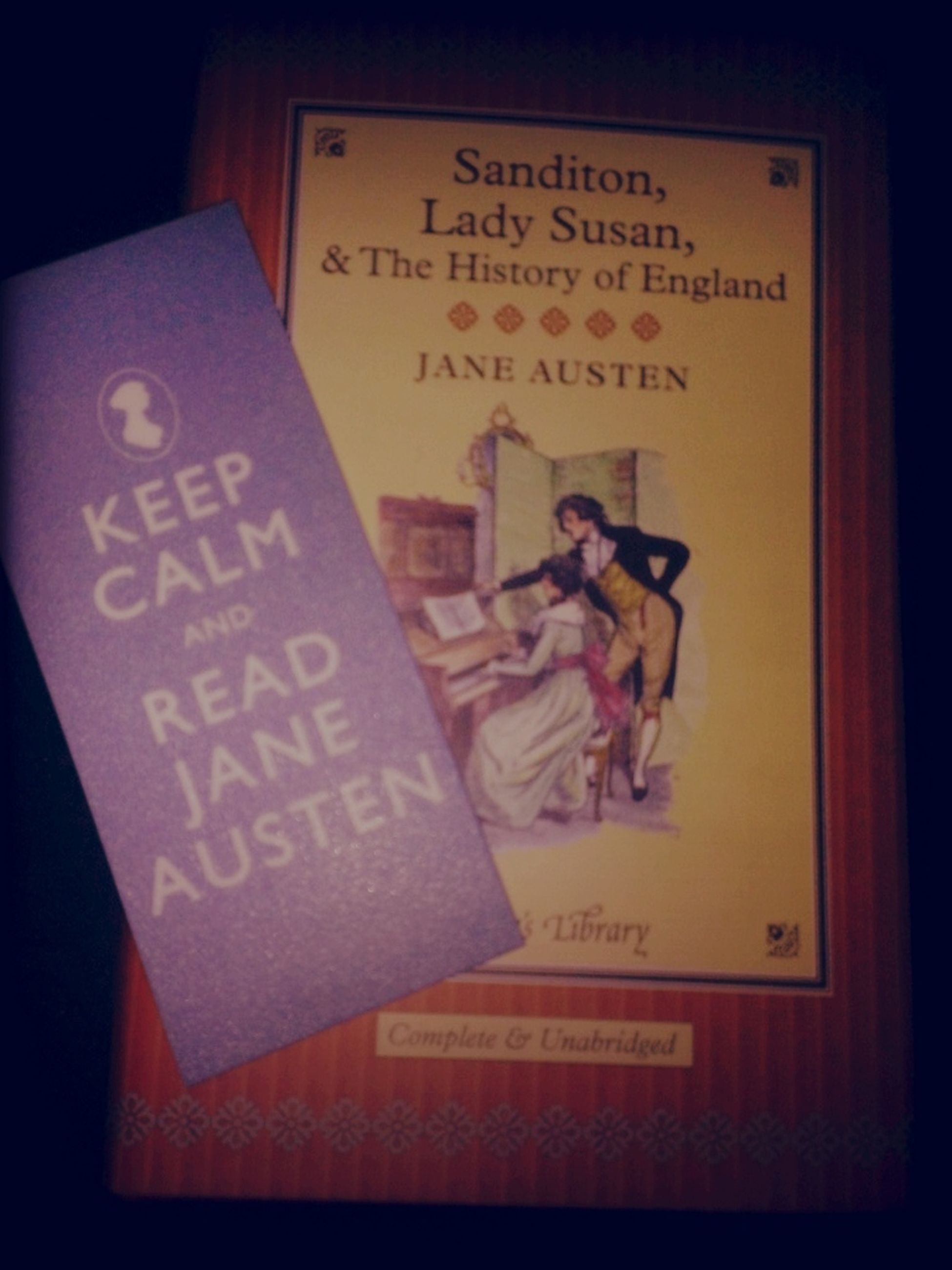 Keepcalmandreadjaneausten