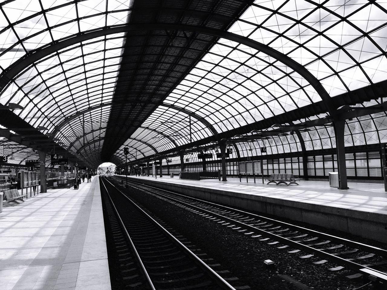 Interior Of Berlin-Spandau Station