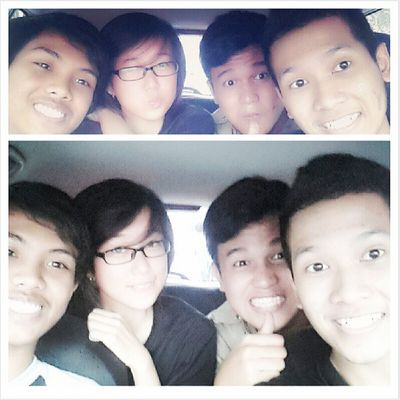 Just a pict of car narcism Friends