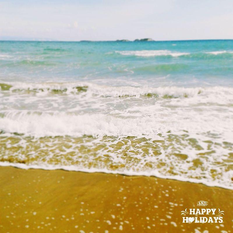 Summer Beach Sea Beautiful Nature Kefalonia Beautiful Nature Greece Kefalonia_Greece