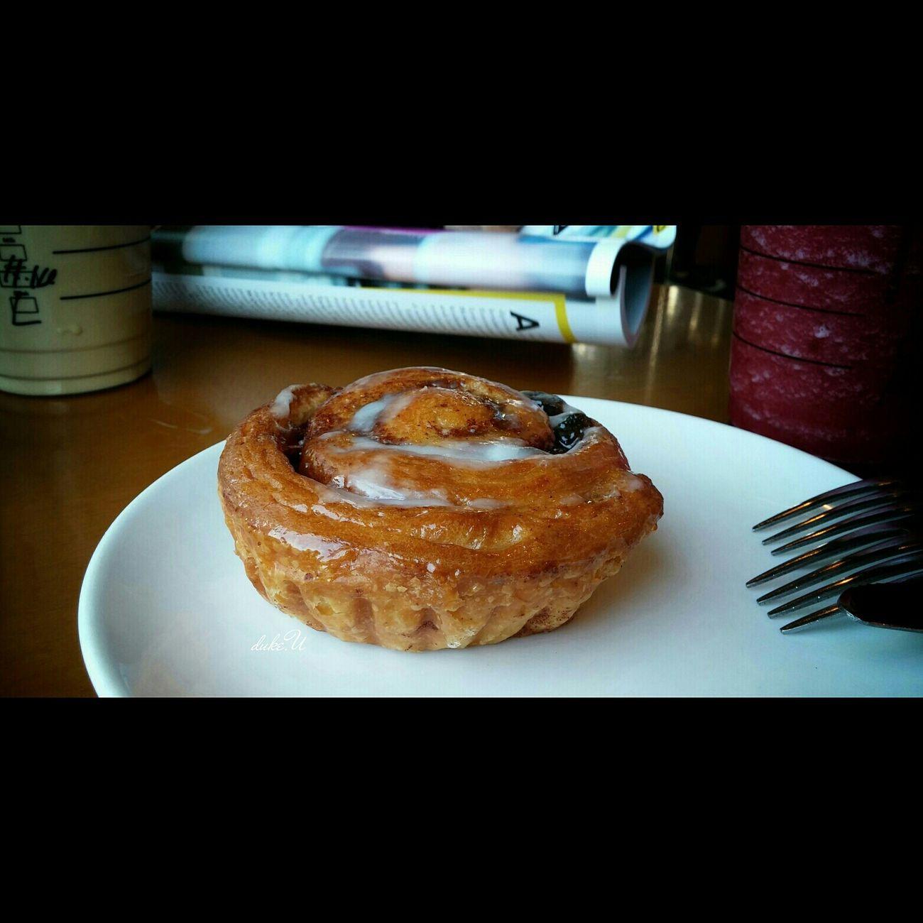 Cinamonroll Starbucks Pastry Patisserie