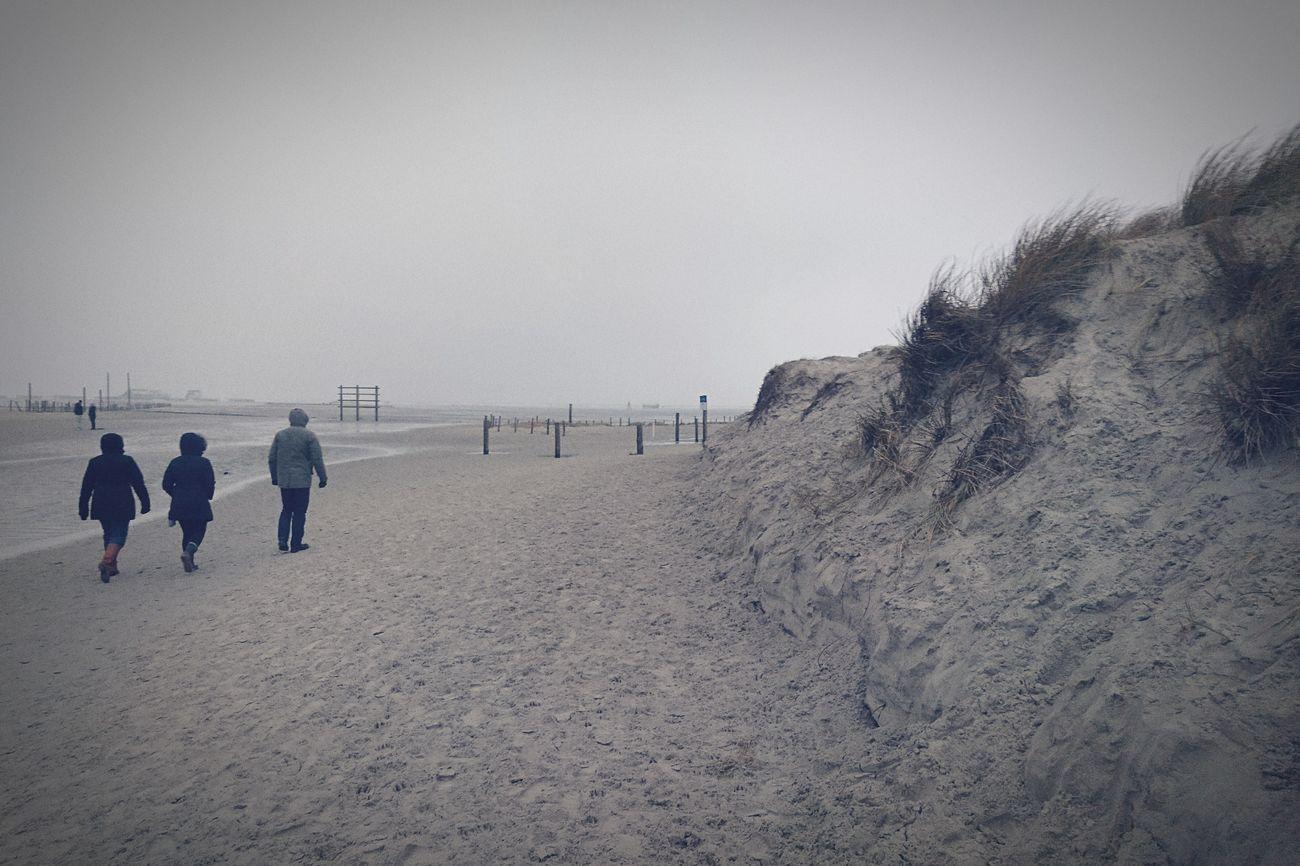 Testing EyeEM Byeinstagram Beach Sand Walking Stpeterording Neujahr Neujahrsspaziergang Sand Dune First Eyeem Photo