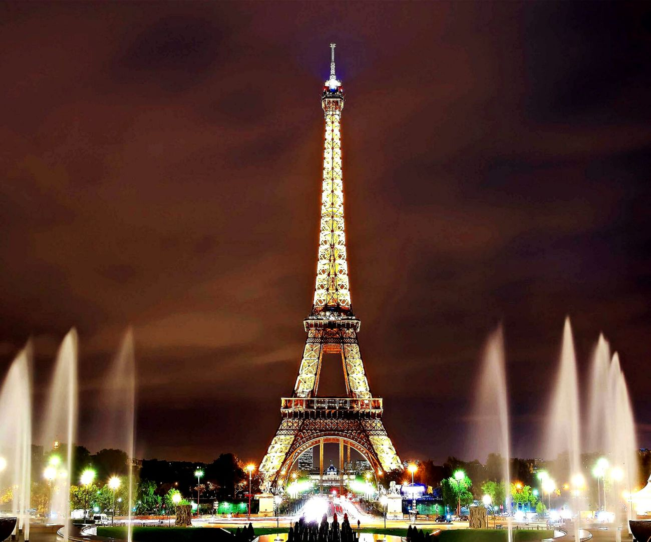 Paris Travel Destinations City Christmas Tree Cultures Celebration Christmas Tower Tree Architecture No People Christmas Decoration Sky Illuminated Cityscape Night Representing Outdoors First Eyeem Photo
