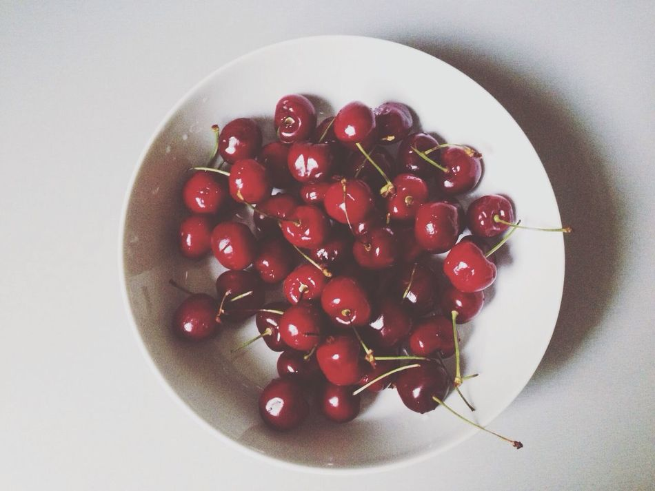 Beautiful stock photos of cherry, Bowl, Cherry, Close-Up, Food