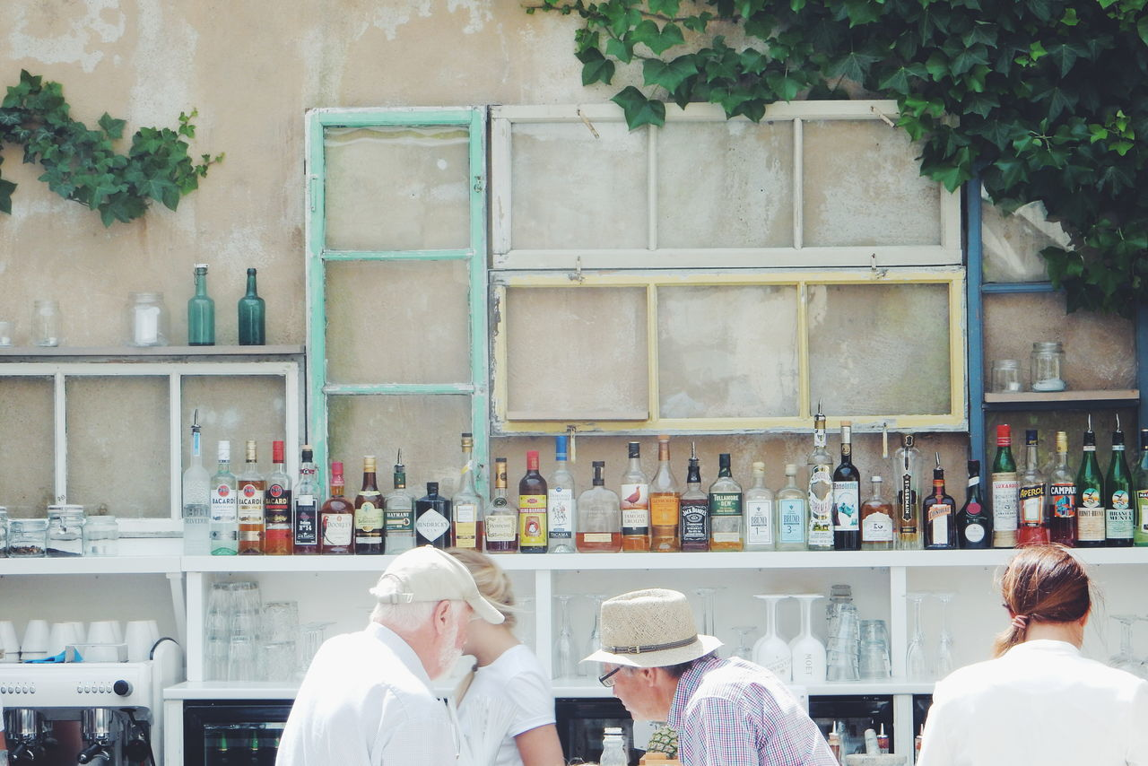 summer in Visby. People enjoying life at a pub and restaurant in Visby, Sweden Pub Bar Alcohol Bottles Bottles Collection People Unrecognizable People Summer Drink Drinking Conversation Summer Views Visby,Sweden Visby Almedalen Almedals Veckan Peoples