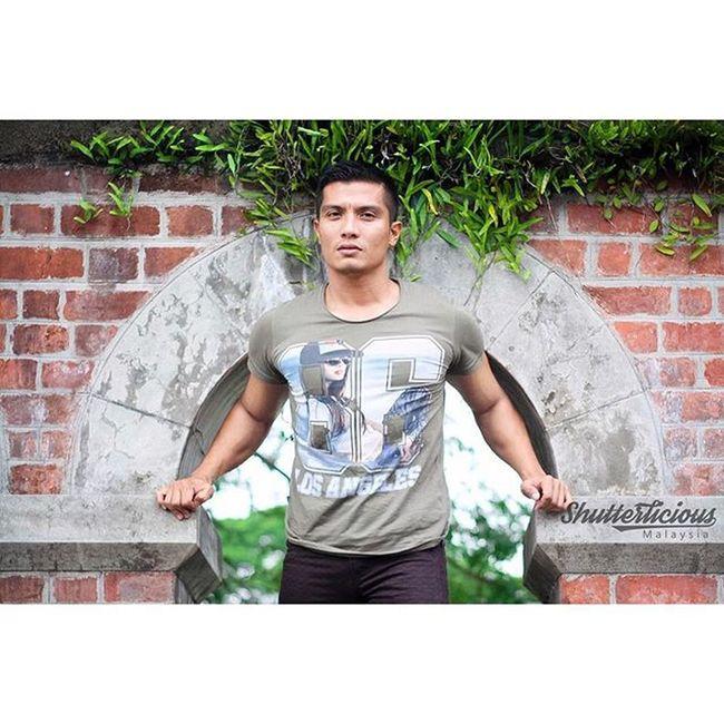 The Portrait of Abam Sado Sado Tegap Hunk Malaysia men menstyle hot man macho portrait model bestoftheday menfitness tegaptv kualakangsar perak photoshoot