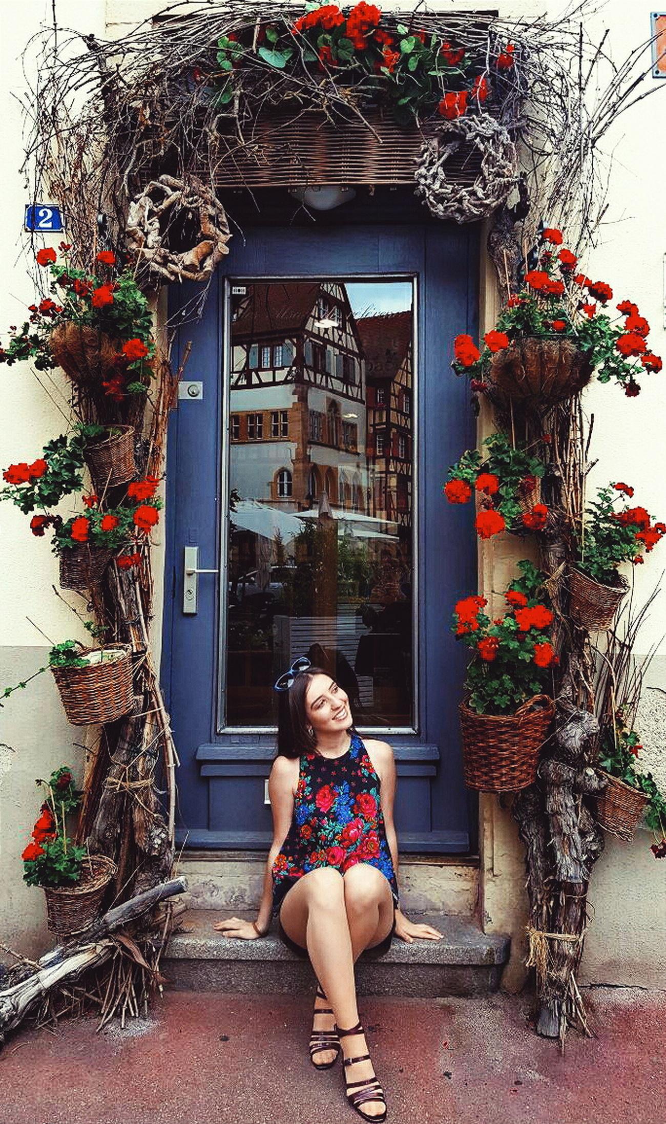 Life doenst need more copycats! Life needs more dreamer Colmar Colmar, Alsace, France Flower Oldtown France