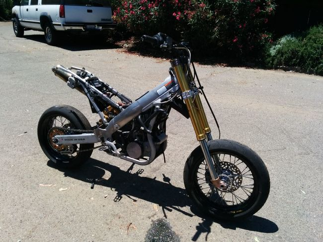 Motocross Cannondale Mx Iron Horse 1, Day 1 -