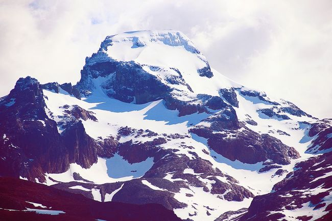Montanha Mountain Snow Neve Cordilheira Topo Top