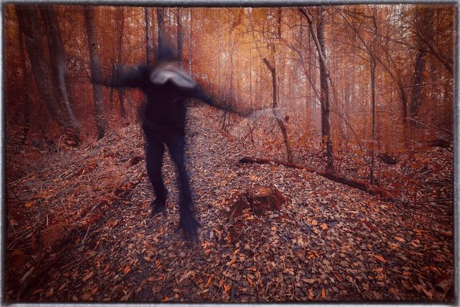 Fridaythe13th Take care out there tonight! Creepy Darkart Moody Dark In The Forest Stalker Stalking Creepy Face Creeper Person In The Woods Attack! Dark And Mysterious Dark And Creepy Northamptonshire