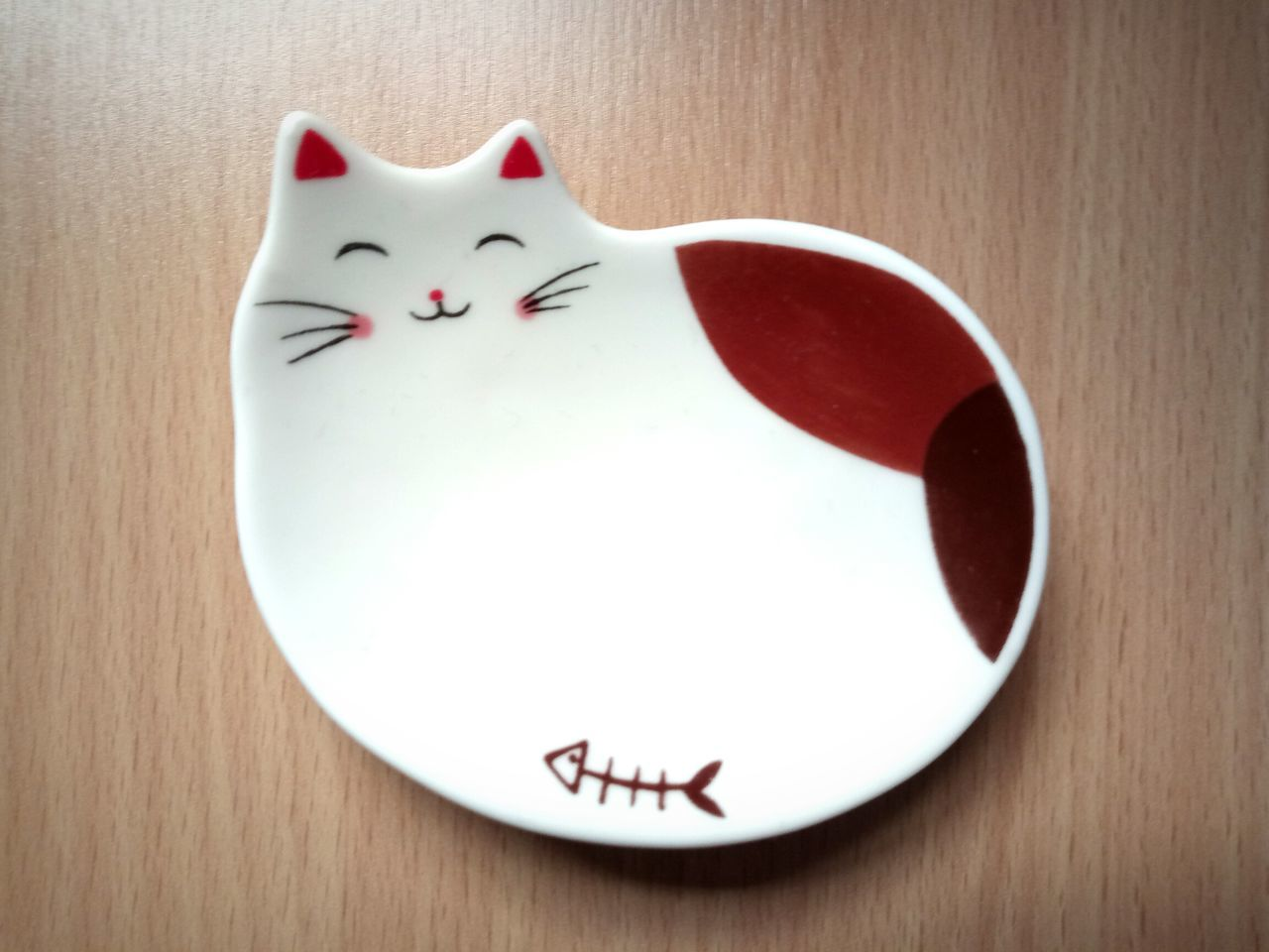 High Angle View Cat Ceramic Art Ceramic Cats Drawing - Art Product Art Indoors  Table No People