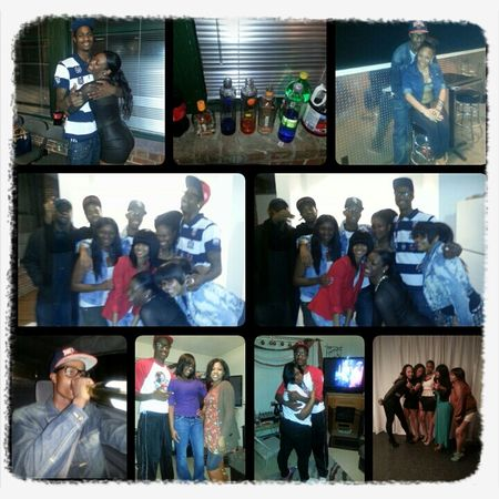 A Birthday Weekend To Remember. . . . #djyungtsaidit Dj Yung T