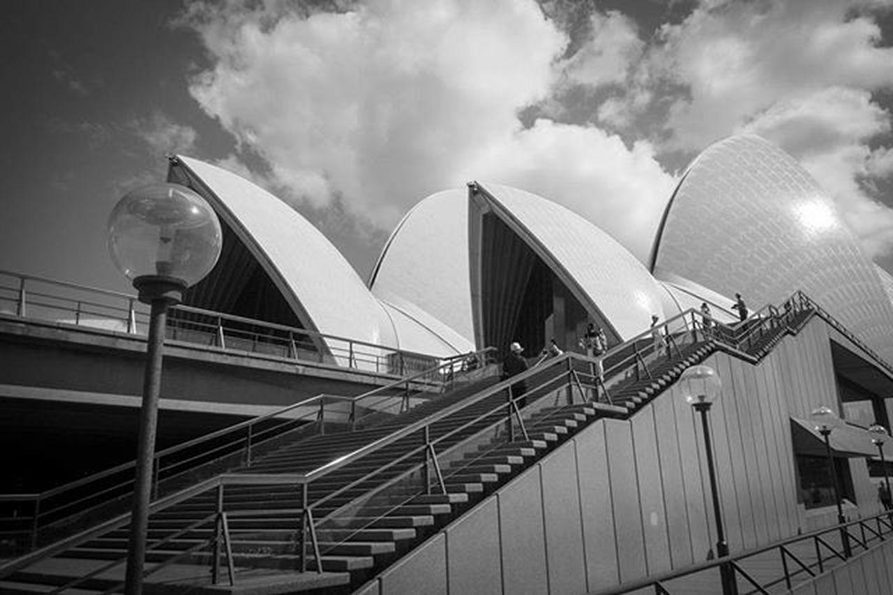 Sydney Sydneyoperahouse Lightroom Sonyrx100iv Australia