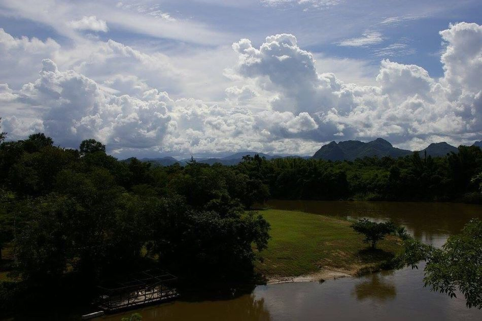 Spotted In Thailand the most beautiful clouds Thailand Clouds Blue Blue Sky