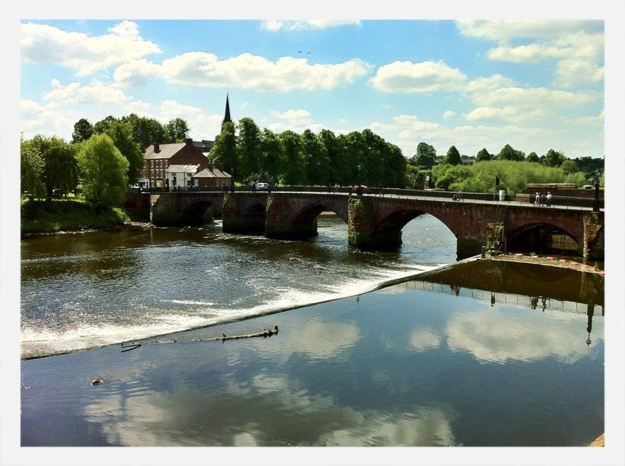 Chester Beautiful Day