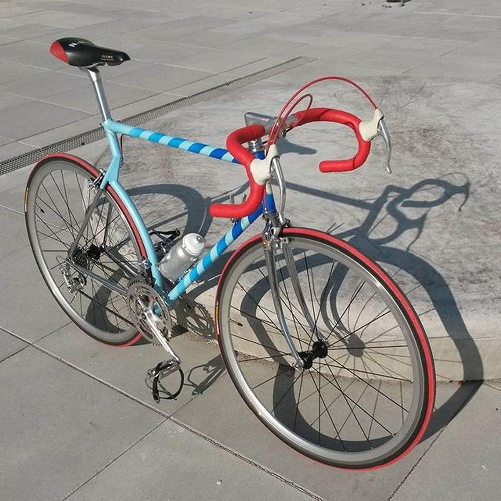 Steelvintagebikes Latergram Nowonthewall Campa Hiltenbrand Ganolo
