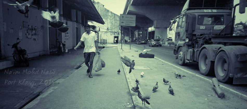 The Photojournalist - 2015 EyeEm Awards Street Life Port Klang
