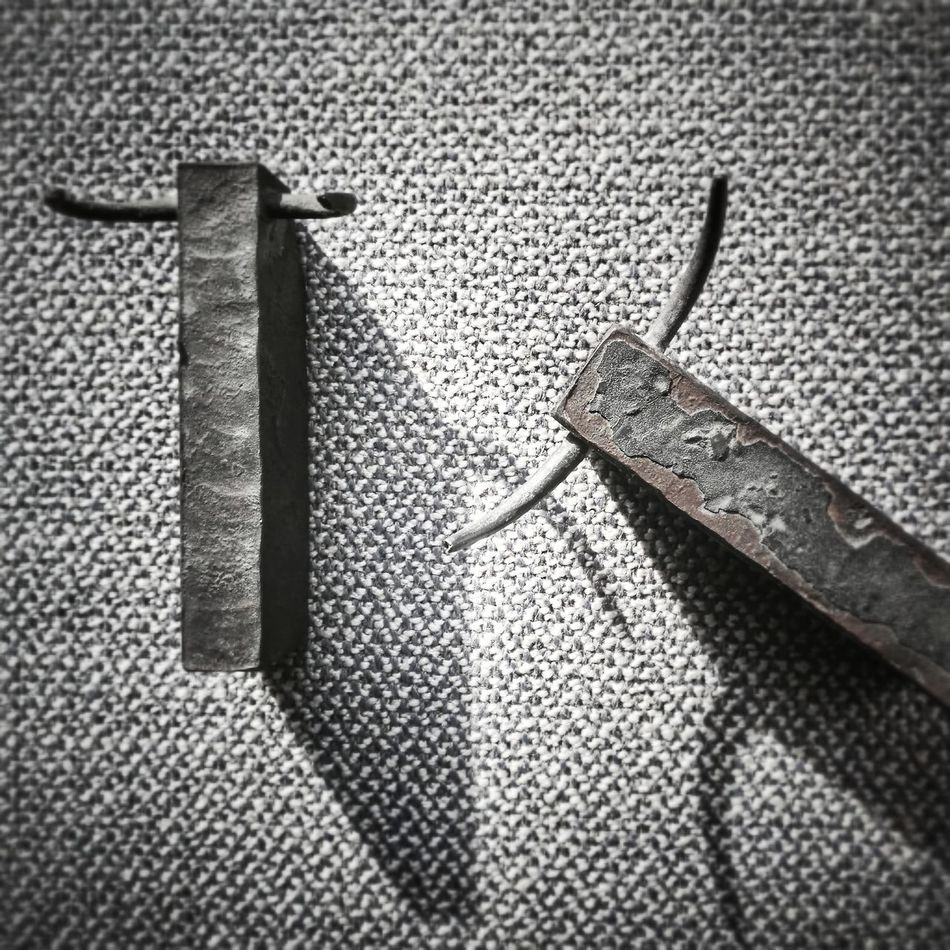 No People High Angle View Day Indoors  Textured  Shadow Close-up Tabletop Still Life Light Blackandwhite Photography Blackandwhite Huaweiphotography HuaweiP9 Filtered Image Indoors  Cow Bull Vacca Taurus Torro Metal Artworks